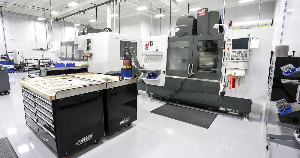 Principles of The Double-Column Machining Centers