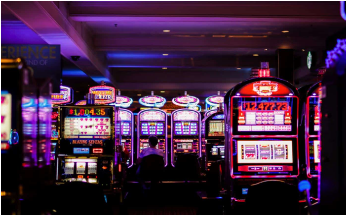 Online Casinos – Learn How To Start Playing Slot Games!